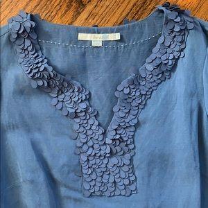 Beautiful Boden silk and linen dress